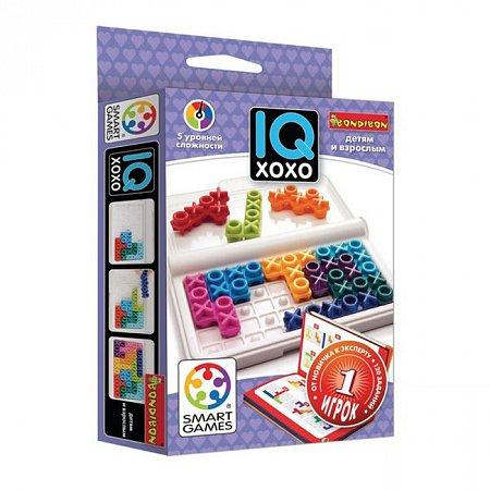 Игра головоломка IQ XOXO Smart Games (SG 444 UKR)