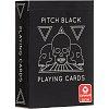 Игральные карты Pitch Black playing cards