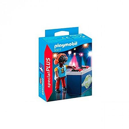 Игровой набор Диджей, Playmobil, 5377