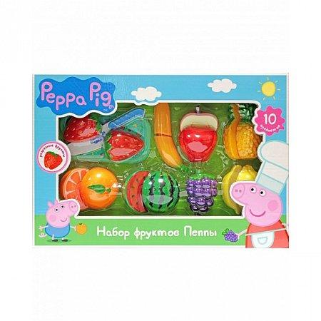 Игровой набор фруктов Пеппы, Peppa, 30220
