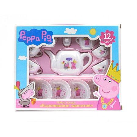 Игровой набор Королевское чаепитие, Peppa, 29699