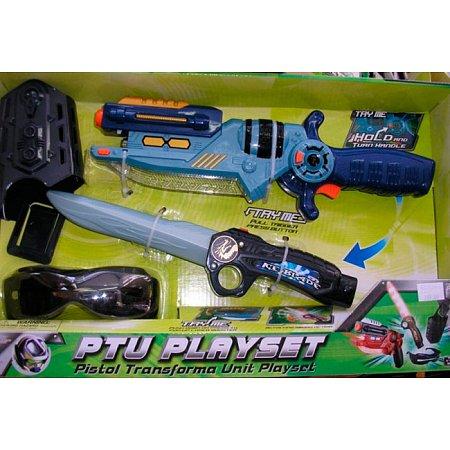 Игровой набор Ninja, Hap-p-kid, 3936T-3937T