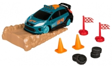 Игровой набор ралли Ford Fiesta (свет, звук), Road Rippers, Toy State, 21202