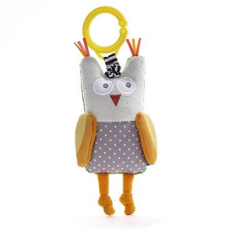 Игрушка-подвеска Дрожащая Сова, Taf Toys, 11855