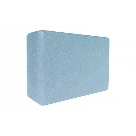 Йога-блок FI-3048-BL (EVA 170гр, р-р 23 x 15,5 x 7,5см, голубой)