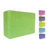 Йога-блок FI-3048-GR (EVA 170гр, р-р 23 x 15,5 x 7,5см, серый)