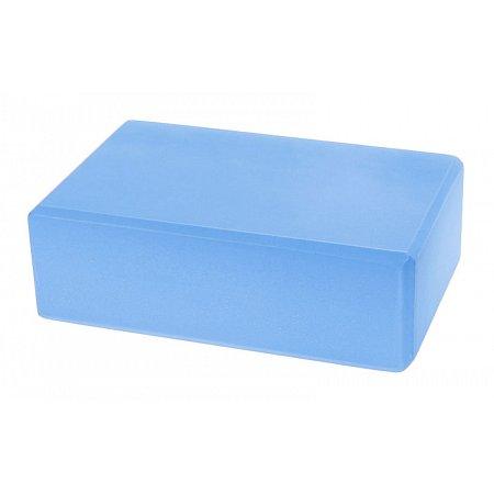 Йога-блок FI-5077-B (EVA 180гр, р-р 23 x 15,5 x 7,5см, синий)