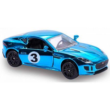 Jaguar F-Type, машинка металлическая (7.5 см), лимитированная серия, Majorette, 205 4008-6