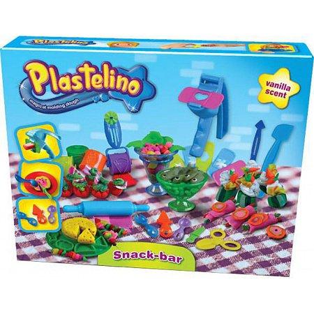 Кафетерий, набор для лепки, Plastelino, NOR3271