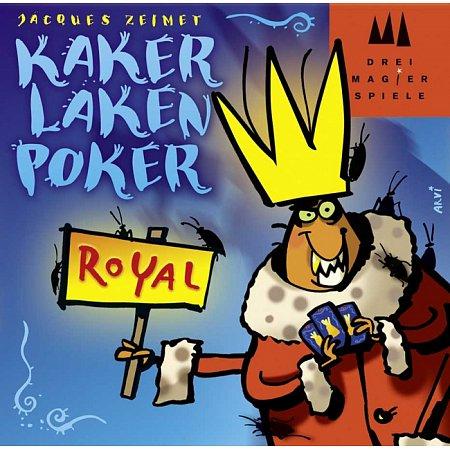Kakerlakenpoker Royal (Тараканий покер Роял) - Настольная игра