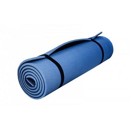 Каремат туристический Пенополиэтилен двухслойный 12мм UR TY-3748 (р-р 1,8х0,6мх1,2см, голубой-черн.)