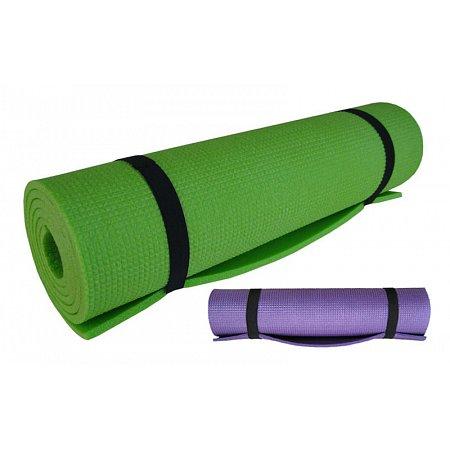 Каремат туристический Пенополиэтилен однослойный 7мм UR TY-4661 (р-р 1,5х0,5мх0,7см, фиолет, зелен.)