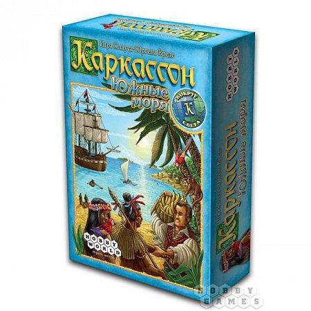 Каркассон. Южные Моря - Настольная игра (1180)