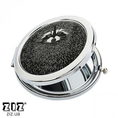 Карманное зеркало Енот, ZIZ-27003
