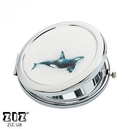 Карманное зеркало Кит, ZIZ-27017