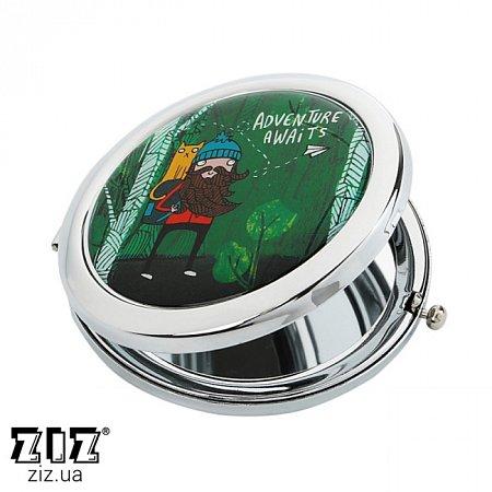 Карманное зеркало Приключения ждут, ZIZ-27007