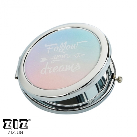 Карманное зеркало За своей мечтой, ZIZ-27005