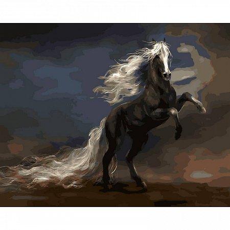 Картина по номерам Чудный конь 40х50см, Babylon VP471
