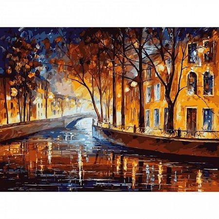 Картина по номерам Осенняя мелодия 40х50см, Babylon VP069