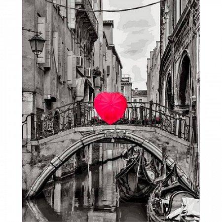Картина по номерам Сердце Венеции. Ассаф Франк 40х50см, Babylon VP700