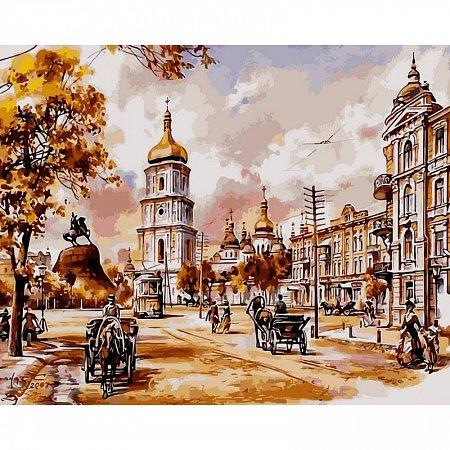 Картина по номерам София Киевская 40х50см, Babylon VP048