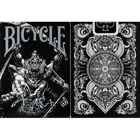 Карты Bicycle Asura Black