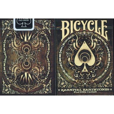 Карты Bicycle Karnival Earthtone от BBM