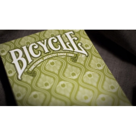Карты Bicycle Peacock Green
