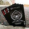 Карты Bicycle Shadow Masters от Ellusionist