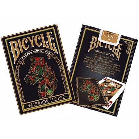 Карты Bicycle Warrior Horse, 1027282