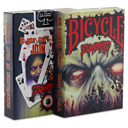 Карты Bicycle Zombified, 1026936