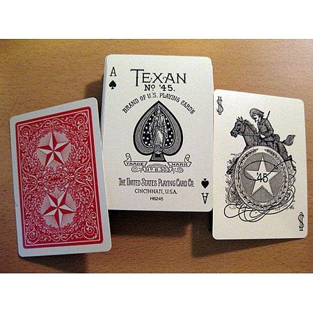 Карты Texan