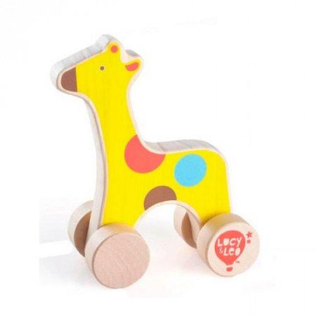 Каталка жираф, Lucy&Leo, LL120