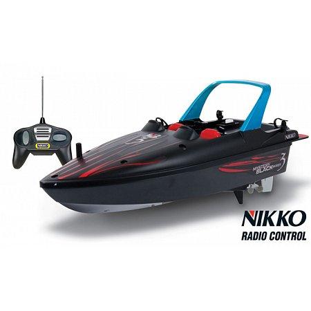 Катер на р/у Sea Racer Black, 34 см, Nikko 300051G