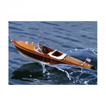 Катер на радиоуправлении Pro Boat Volere 22 2.4GHz V2 559 мм RTR (PRB3050B)