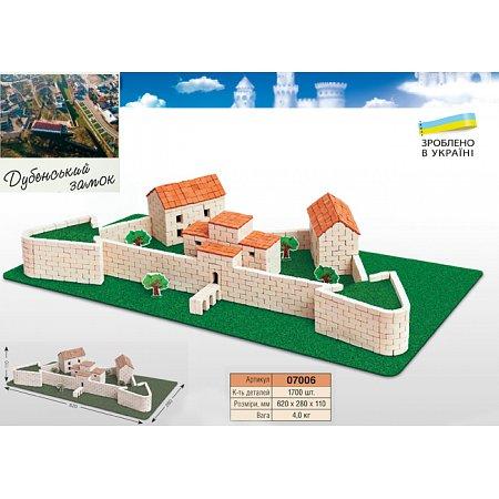 Керамічний конструктор Замок у Дубно (серія Замки України), Країна замків