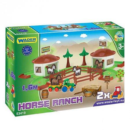 Kid Cars 3D - Ранчо, Wader, 53410