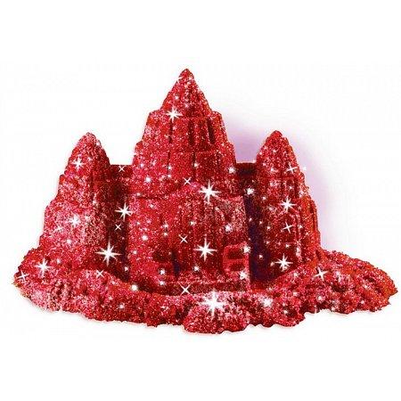Kinetic Sand Metallic - песок для творчества, красный, 454 г, Wacky-tivities, 71408Rub