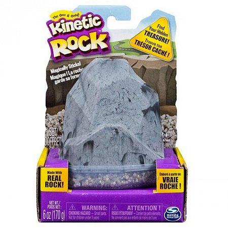 Кинетический гравий, Kinetic Rock (серый, 170 г), Kinetic Sand, 11302Gr