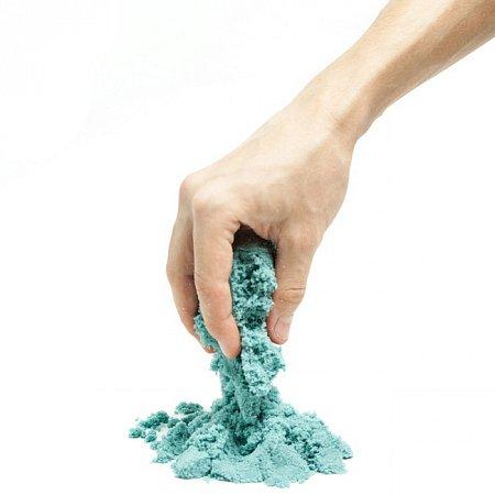 Кинетический песок Голубой, 3 кг, пр-во Украина