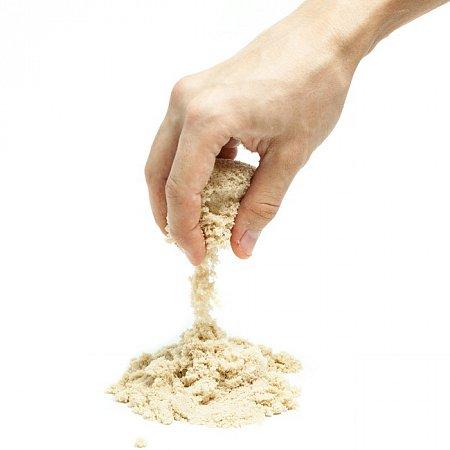 Кинетический песок Натуральный цвет, 1 кг, пр-во Украина