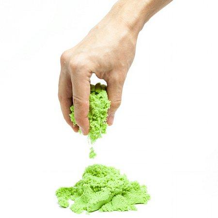 Кинетический песок Зеленый, 1 кг, пр-во Украина