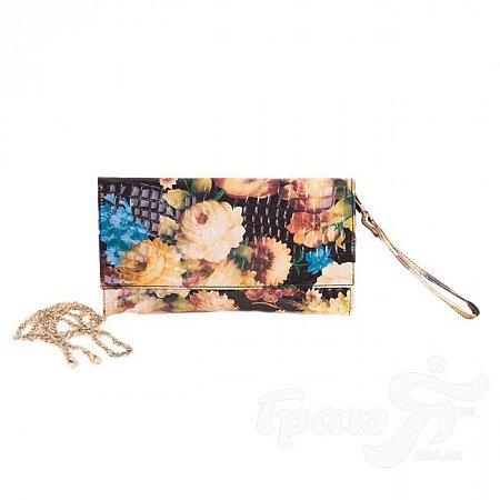 Клатч женский кожаный ETERNO (ЭТЭРНО) E33036