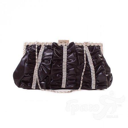 Клатч женский вечерний ETERNO (ЭТЕРНО) MASS38223-black