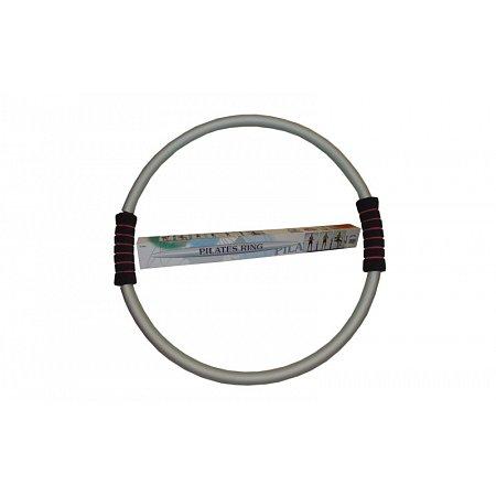 Кольцо для пилатеса разъемное PILATES RING R-880 (металл, неопрен, EVA, d-55см)