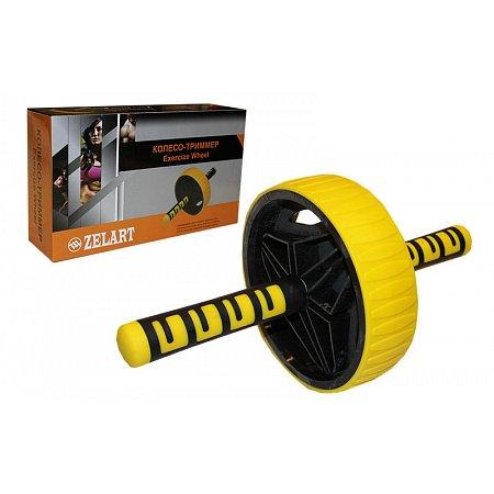 Колесо-триммер одинарное FI-2023 (d колеса-18,5см, металл, пластик, ручка-пластик)
