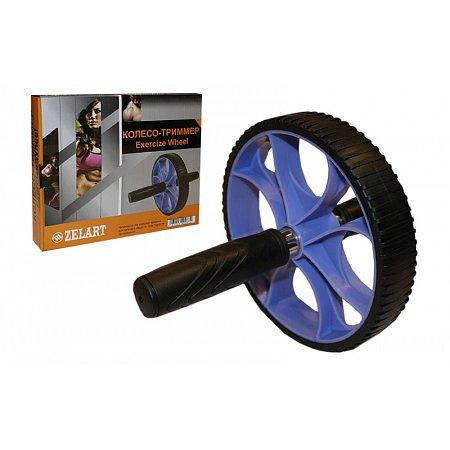 Колесо-триммер одинарное FI-4244 (d колеса-17,5см, металл, пластик, ручка-резина)