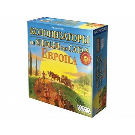 Колонизаторы. Европа - Настольная игра (1134)
