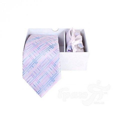 Комплект подарочный шелковый для мужчин ETERNO (ЭТЕРНО) EG500 ETERNO