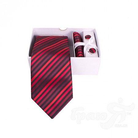 Комплект подарочный шелковый для мужчин ETERNO (ЭТЕРНО) EG503 ETERNO
